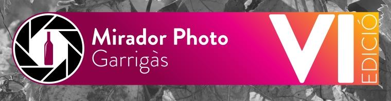 Mirador Photo Garrigàs 2018 CAPSALERA